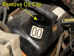 How to Change The Oil in a Ford Mustang   AmericanMuscle