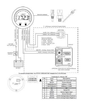 Saas Oil Pressure Gauge Wiring Diagram  Wiring Diagram