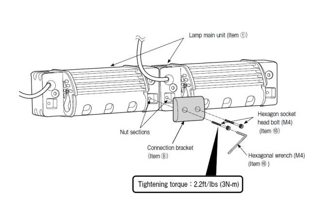 led light bar wiring diagram high beam