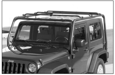 how to install barricade roof rack