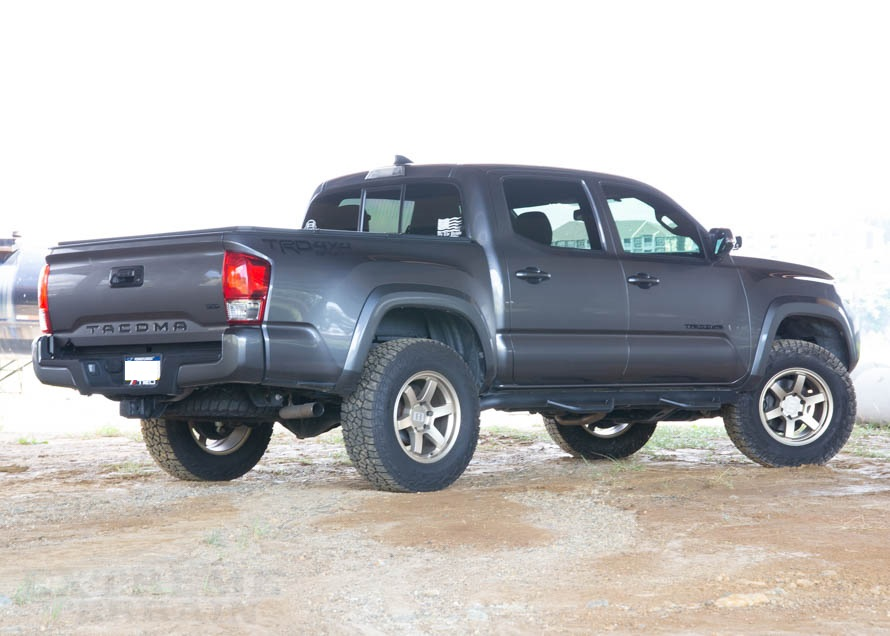 changing your tacoma s voice with mufflers