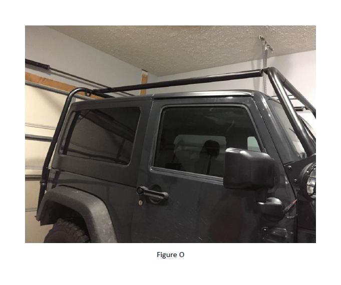 garvin adventure rack on your wrangler