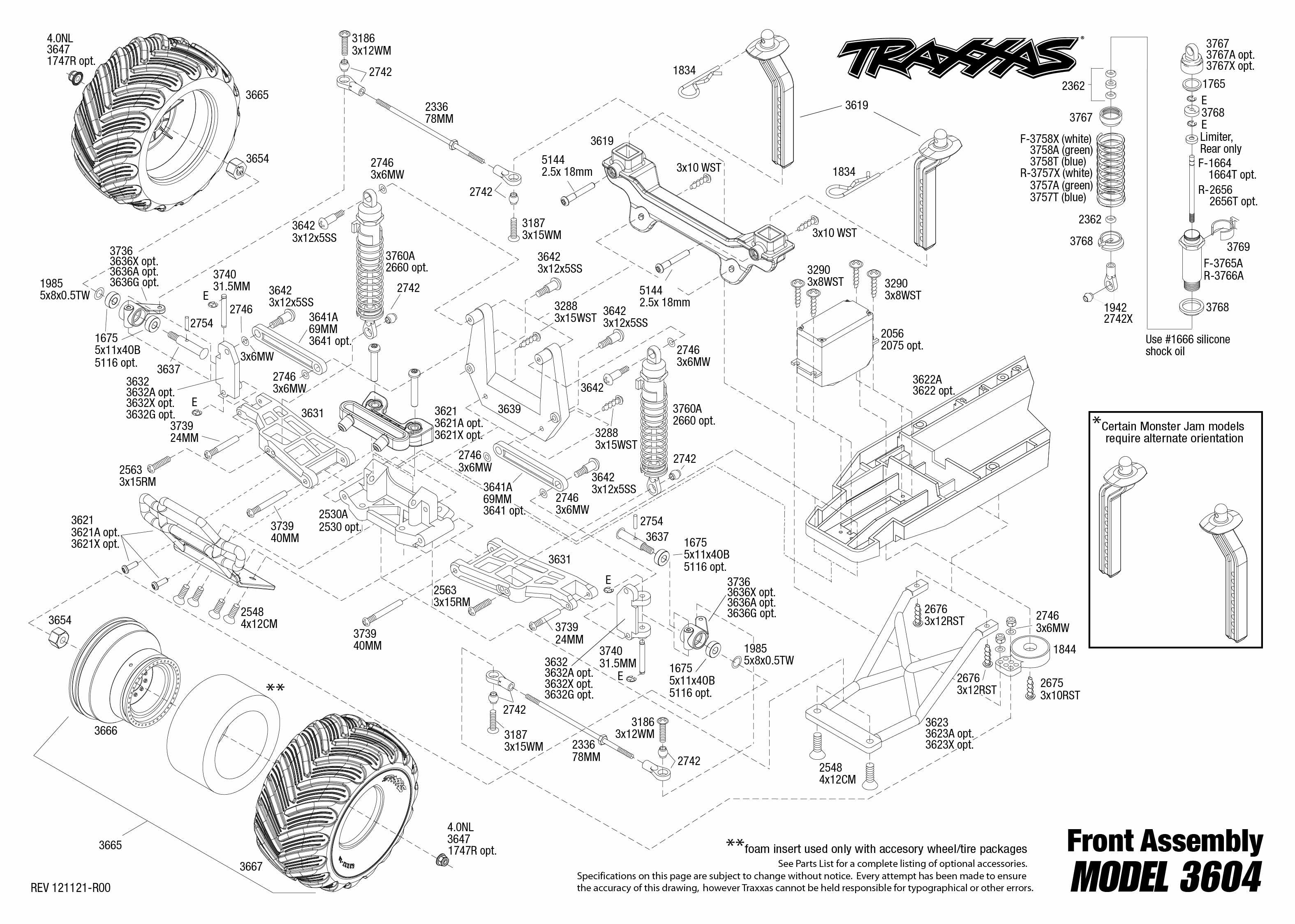 Traxxas 1 10 Scale Son Uva Digger 2wd Monster Jam Replica Monster Truck