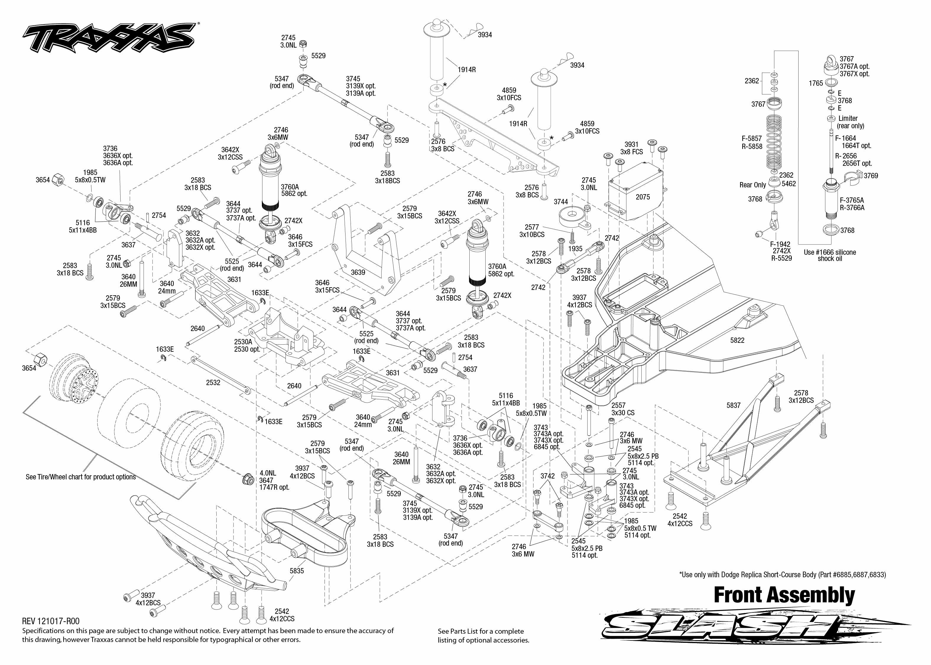 Traxxas 1 10 Scale Slash Pro 2wd Short Course Race Truck