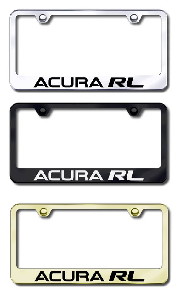 Acura Tsx License Plate Holder - Acura license plate frame
