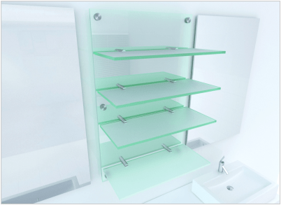 Custom Acrylic Wall Shelving Made to Order   Custom Acrylic Shelves     The Shelfize       brand is regarded internationally as the leading acrylic shelf  system manufacturer because of its sleek design  innovation and finish  quality