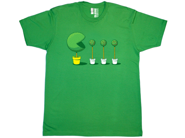 Glenz Tees - Cherry Topiary
