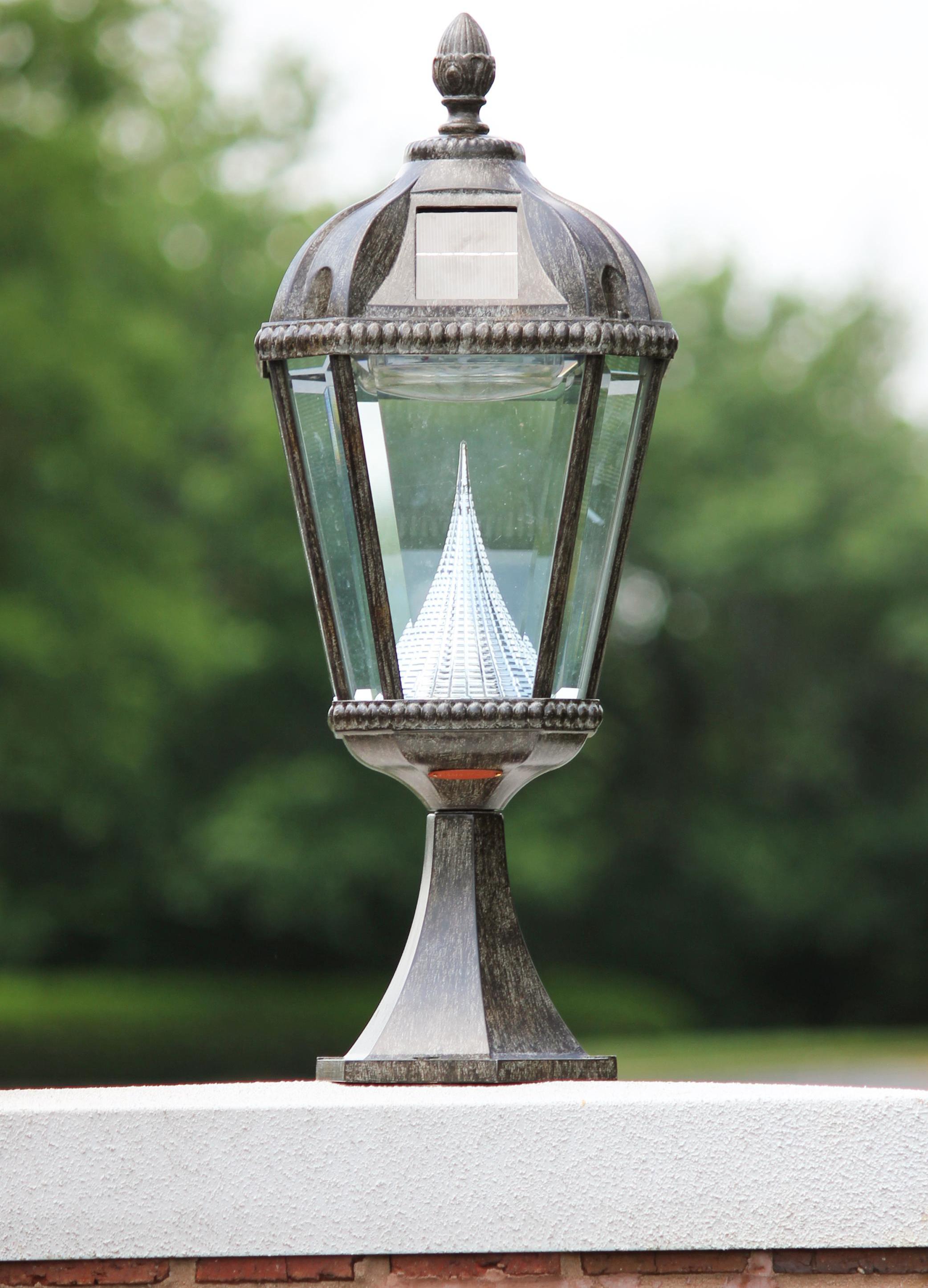 the top 5 most popular solar pillar lights