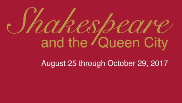 Shakespeare and the Queen City