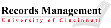 UC Records Management Logo