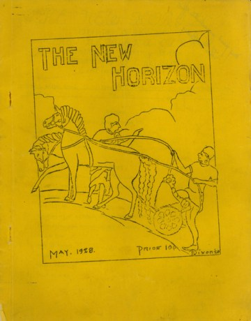 Cover of New Horizon
