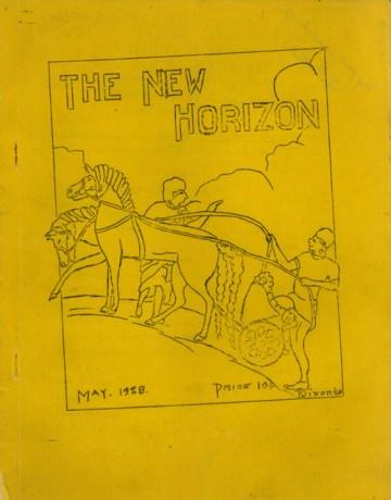 Cover of New Horizon
