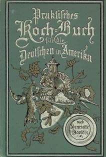 Practical Cookbook for Germans in America