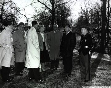 Group at Cowan Lake