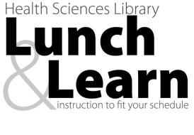 HSL Lunch & Learn
