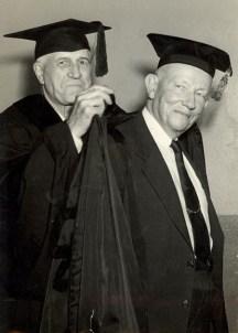 Laurence Honorary Degree