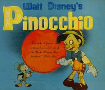 Pinocchio Recordings
