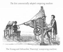 Composing Machine