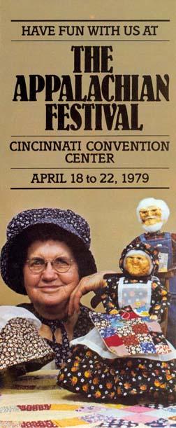 Appalachian Festival Flyer