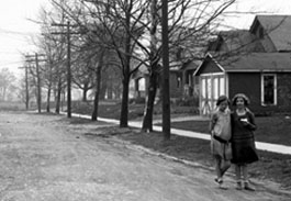Girls on a Street