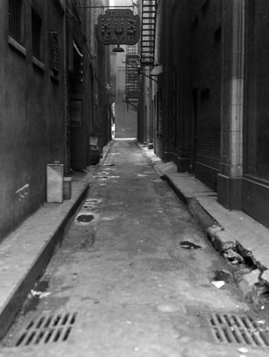 Hatter's Alley