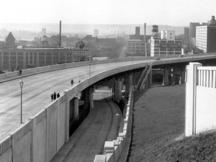 Completed Columbia Viaduct