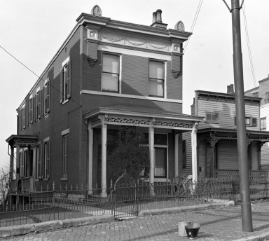McMicken Ave. Italianate home