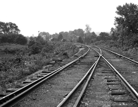 Interurban Rail Lines Bond Hill