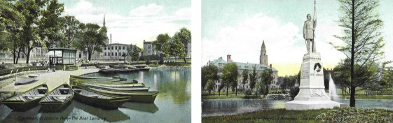Lincoln Park postcards