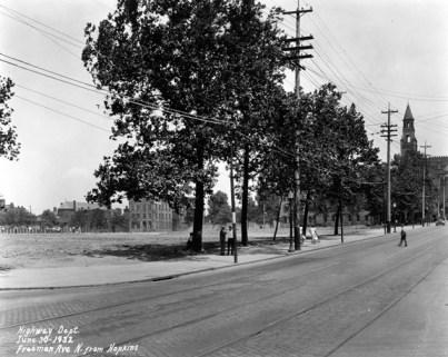 Freeman Avenue