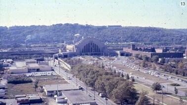 Union Terminal, circa 1970