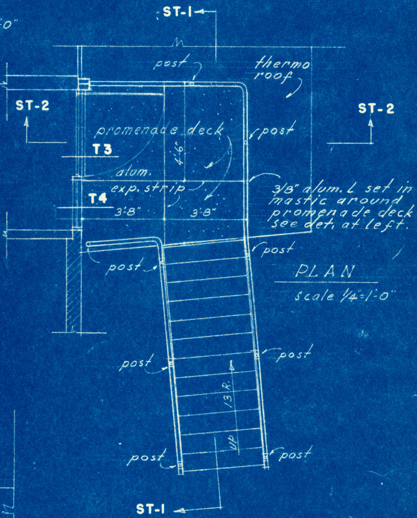 Woodie garber blueprints now available promenade of christ church blueprints malvernweather Choice Image