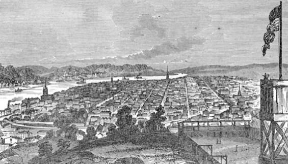 View of Cincinnati