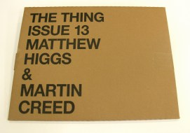 Issue 13/The Thing
