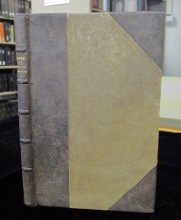 anthropodermic binding