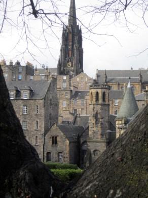 Edinburgh buildings