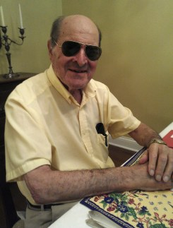 Dr. Heimlich and his Aviator Sunglasses 7_17_14