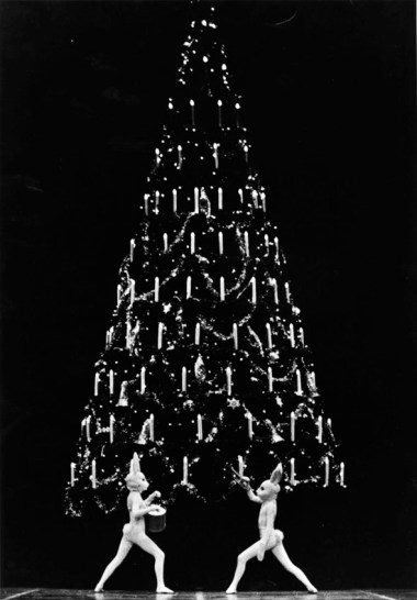 Nutcracker Tree, 1974