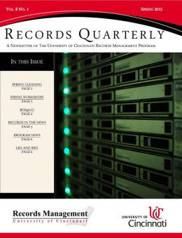 Records Quarterly
