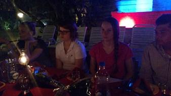 india dinner