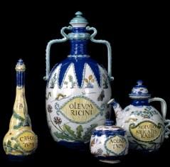 Cantagalli jars