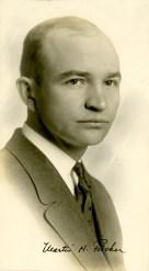 Fischer 1912 Faculty Photo
