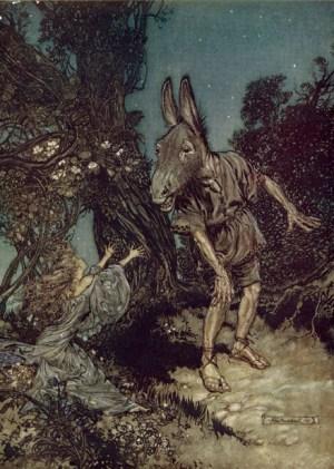 Illustration by Arthur Rackham