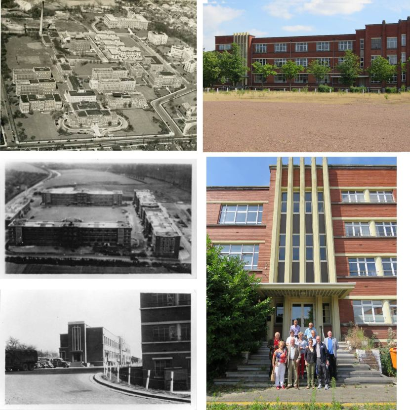 Caserne Collage