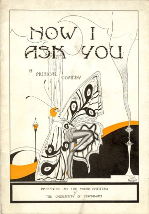 Now I Ask You Program Cover