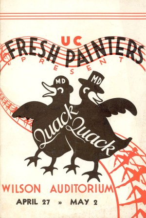 Quack Quack Program Cover