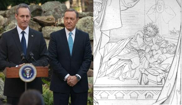 King Duncan and President Walker