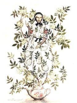 Elder Tree Woman