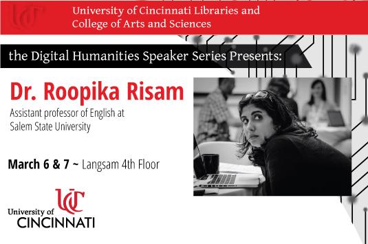 digital humanities speaker