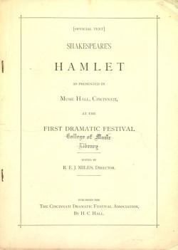 Script of Hamlet